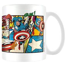 Hulk Tasse Kaffeebecher 3D Marvel Comic Becher Geschenk Mug Krug