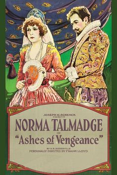 Ashes of Vengeance - Norma Talmadge