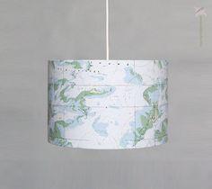 Lampe Kinderzimmer Jugendzimmer Weltkarte Lovemag