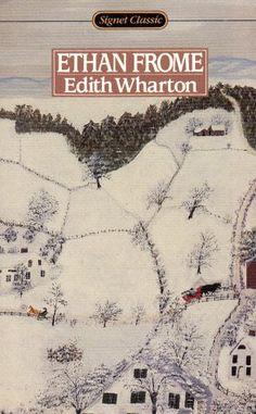 Ethan Frome..required reading in my high school days. Read it recently, and enjoyed it much more as an adult.