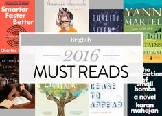 Must-Read Books of Early 2016
