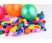 muzisch-creatieve vorming: dansexpressie 'ballonnen' (nog meer uitgewerkte ideeën op de site)