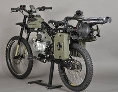 Ottonero Cafe Racer: Moped army
