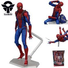 "The Amazing Spiderman 2, 16cm 6.3"", action figure TeiRAY/Figma"