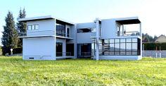 Bauhaus 24 Bauhaus Style, Shed, Outdoor Structures, Explore, Barns, Sheds, Exploring