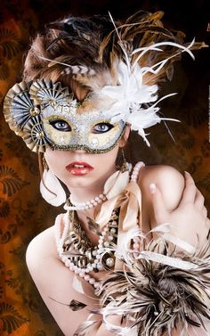 Masked in Frills