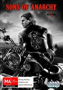Hooked. Sons of Anarchy - Season 1.. Love me some Jax