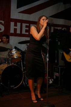Opening for Peter Noone and Herman's Hermits 2007