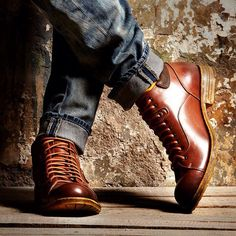Boots by Umberto Luce