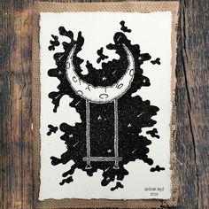 "Páči sa mi to: 382, komentáre: 12 – David Majercik (@dark.kyd) na Instagrame: ""inktober - Swing 9/31 . . . . . . . . . . . . . . . . . . . . . . . . #darkyd_art #umenie #kresba…"" Inktober, Moose Art, Animals, Instagram, Animales, Animaux, Animal, Animais"