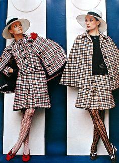 Elegance (Dutch) April 1968 Nina Ricci