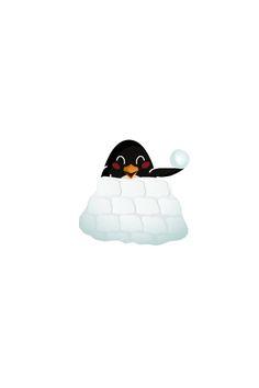 Winter Penguins Vector Image #winter #penguins #vector http://www.vectorvice.com/winter-penguins-vector-pack