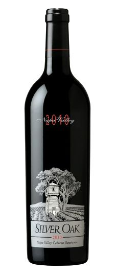 "2010 Silver Oak Napa Valley Cabernet Sauvignon ""Best vintage since '97"""