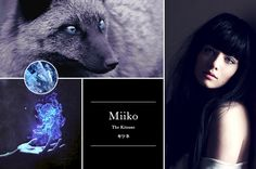 — Eldarya Aesthetic | Character : Miiko Another...
