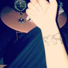 World Tattoo!!