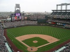 If you are in Denver over Labor Day weekend, check out Coors Field as the Rockies take on the Giants. Go Rockies! Happy Labor Day - http://ourtravelingblog.com/2015/08/14/7-things-to-do-on-labor-day-in-denver-co/