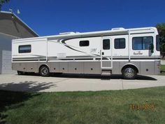 Fleetwood Rv, Used Rv, Camper Life, Motorhome, Recreational Vehicles, Diesel, Pintura, Diesel Fuel, Camper Van