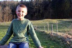 Lancelot Ravelry tricot en rond