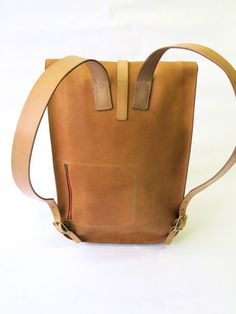 63766798cc80 Postal backpack  1 Sewing Leather