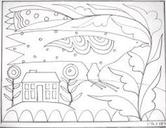 Image result for punch needle patterns