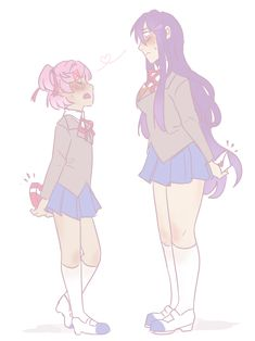 im a little late to vday oh well. ive started diving in ddlc and its fair to say im p deep doki doki literature club ddlc ddlc natsuki ddlc yuri cryleigh.tumblr.com