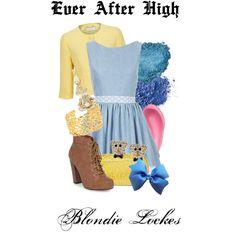 Ever After High - Blondie Lockes