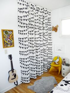 pennant curtains