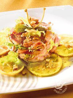 Il Coniglio capperi e limone è un secondo rivisitato della cucina contadina toscana (in cui il coniglio è molto apprezzato).