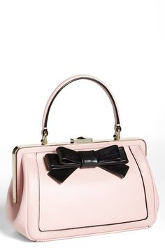 Kate Spade Pink Cricket Street Small Emilia Satchel