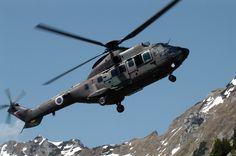 Slo hel - Eurocopter AS532 Cougar
