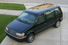 Xxsn0blindxx S 1991 Plymouth Voyager In Waukesha Wi Plymouth Voyager Chrysler Van Mini Van