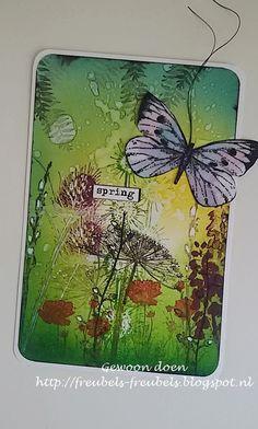 Gewoon doen: New Art Journey stamps# 2