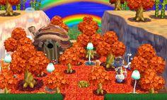 Animal Crossing Happy Home Designer, herbst autumn