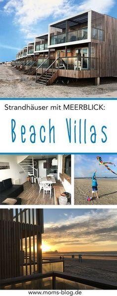 Ist das nicht GENIAL? Diese Ferienhäuser stehen wirklich mitten auf dem Strand und nur wenige Meter von der NORDSEE entfernt. Meinen Erfahrungsbericht (inkl. Fotos) findet ihr hier: https://www.moms-blog.de/ferienhaus-nordsee-holland-direkt-am-strand/ #ferienhaus #reiseblogger #familienurlaub #holland #nordsee #landal #pressereise