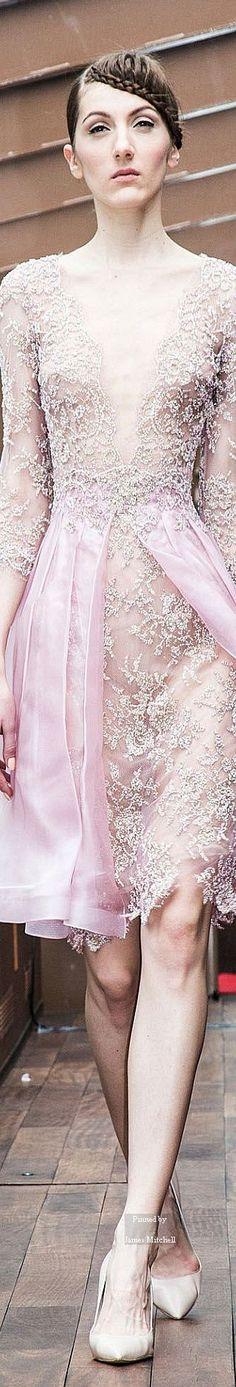Robert Abi Nader - Haute Couture 2014 - 2015