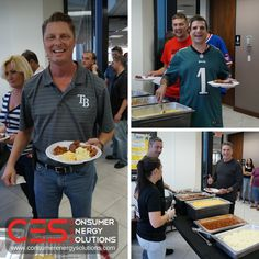 Our employee's loved the lunch from @SonnysBBQ that we catered in for setting a company record of helping the most customers ever!  Visit us online to see if we can add you to the list of thousands of customers we already help! http://www.consumerenergysolutions.com?utm_content=buffer2c33c&utm_medium=social&utm_source=pinterest.com&utm_campaign=buffer