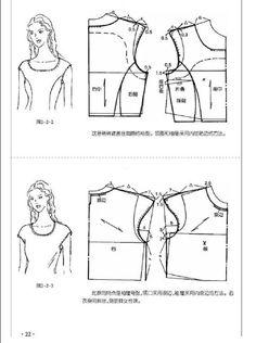 [转载]【布期而遇】几十款袖型做法_一起玩手工