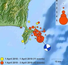 Scientists make intriguing discoveries into 'slow-motion ' quakes often observed around NZ. Earthquake And Tsunami, Scientists, Mystery, Fire, Events, Deep, Technology, Play, Tech