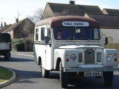 Land Rover S2 Lomas Ambulance