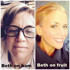 Beth - Ham vs Fruit | Beth from fruithighoregonusa - her story of regaining health, vitality and losing weight effortlessly
