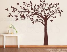 tree decal...for photos?