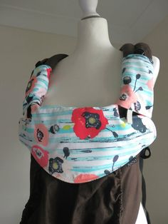 Lillebaby COMPLETE carrier bib/cover and a pair of by Babyanicka