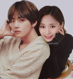 Bts Twice, Kpop Couples, Tzuyu Twice, Back Off, Just For Fun, Taehyung, Crushes, Daddy, Ships