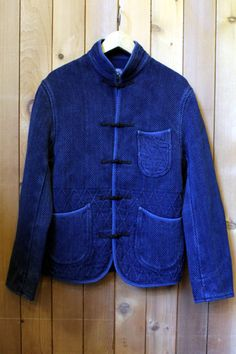 Porter Classic KENDO CHINA JACKET