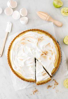 Pie de limón | Cravings Journal