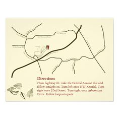 Gay Do the Math Autumn Directions Announcements Announcement, Rsvp, Maps, Wedding Invitations, Autumn, Blue Prints, Fall Season, Wedding Invitation Cards, Fall