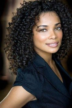 cool natural curly african american hairstyles - Google Search...                                                                                                                                                     More