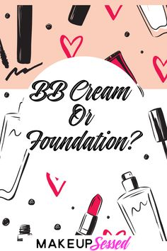 Bb cream or foundation? Wondering which is better for your makeup look? Check it out here. #makeup #tips #face