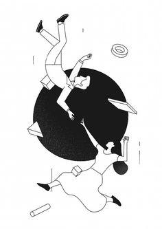 Timo Kuilder's Geometric Illustrations