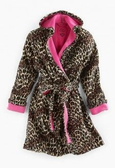 2bf2f1a63a 48 Top Leopard Print Dressing Gown images